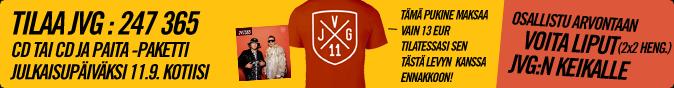 Tilaa JVG: 247 365!